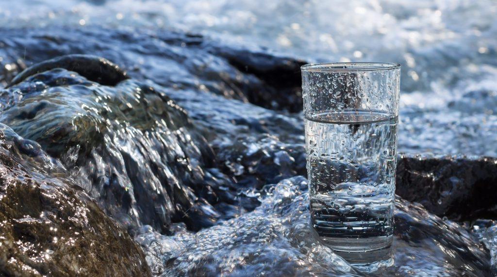 Wasser Lebenselexier
