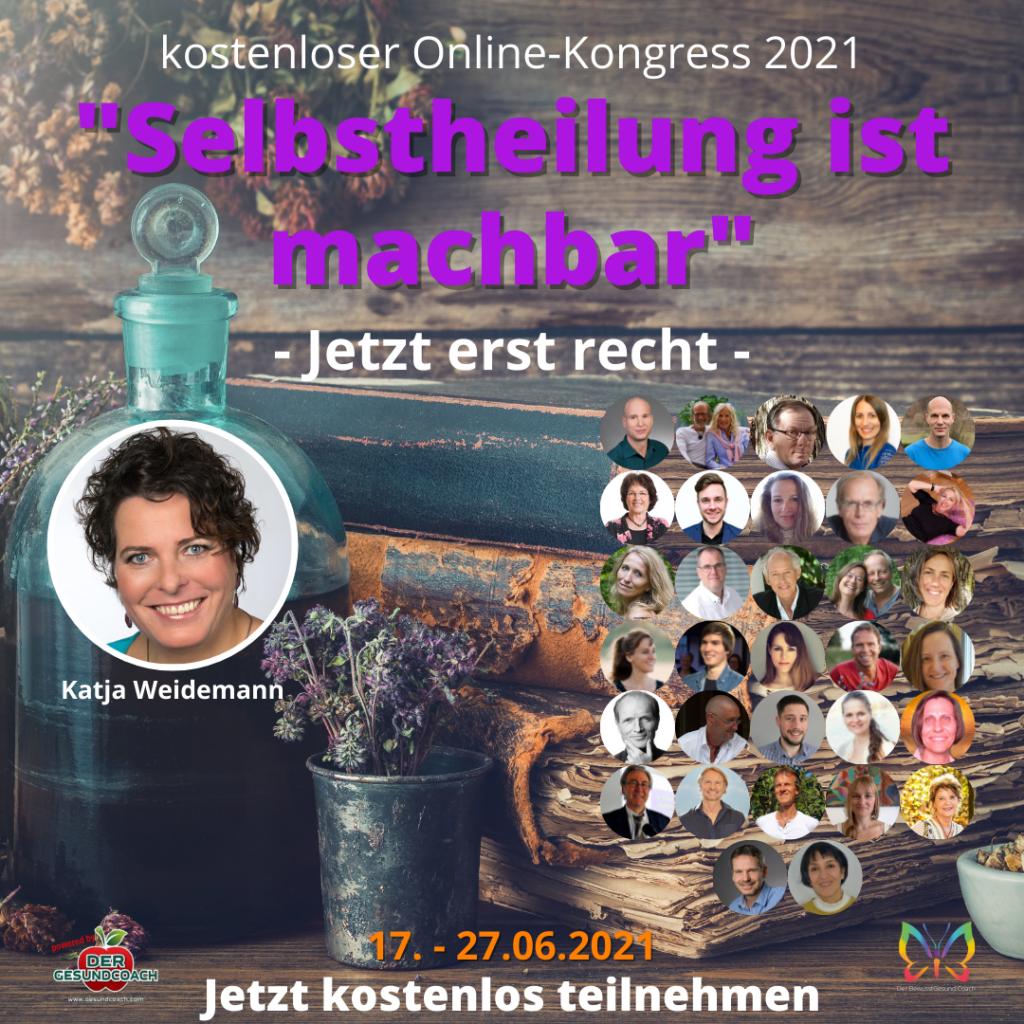 Katja Weidemann: Selbstheilung ist machbar